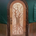 Gazebo Door-Exterior